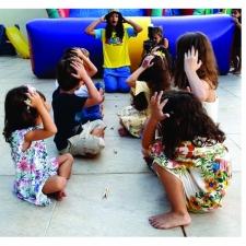 Brincadeiras coletivas ajudam no desempenho das crianças