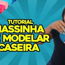 SAIBA COMO FAZER MASSINHA DE MODELAR CASEIRA COM FARINHA DE TRIGO